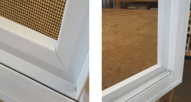 Secondary Fly Screens