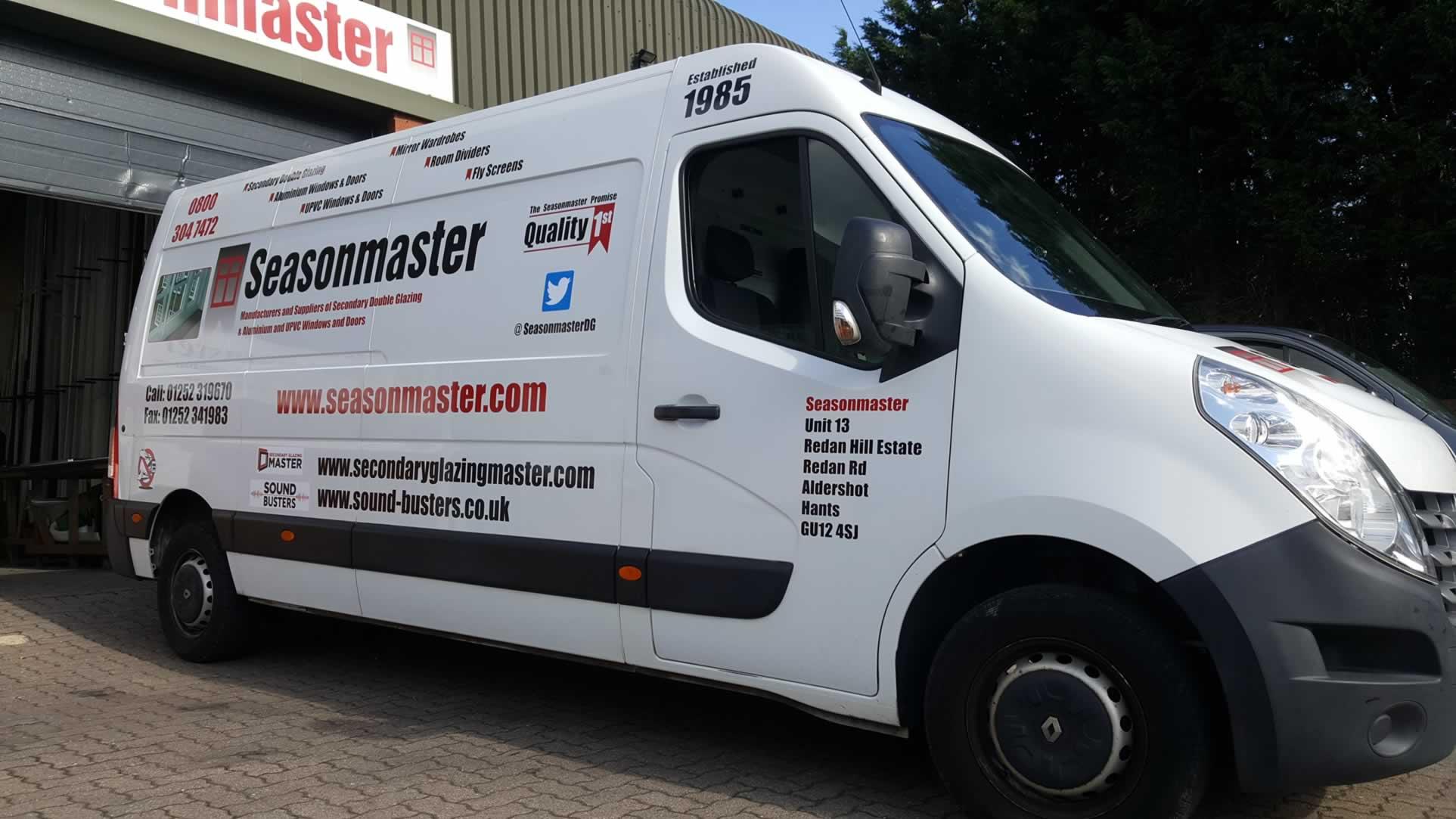 Seasonmaster Van